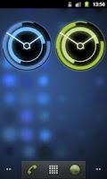Screenshot of Honeycomb Clock FREE