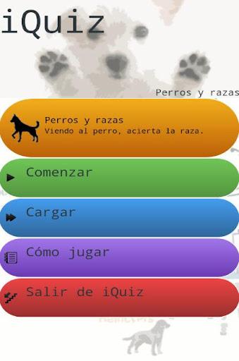 iQuiz perros y razas