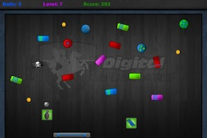 Screenshot of Let's Bounce Lite