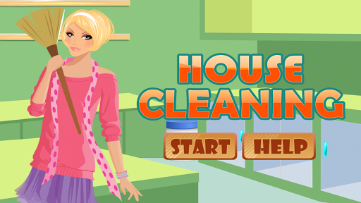 Cleaning Houses Games