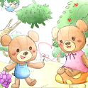 Bears in the Forest. Trial icon