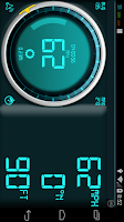 Screenshot of Gps Speedometer Pro