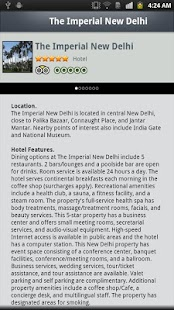 About Delhi - screenshot thumbnail