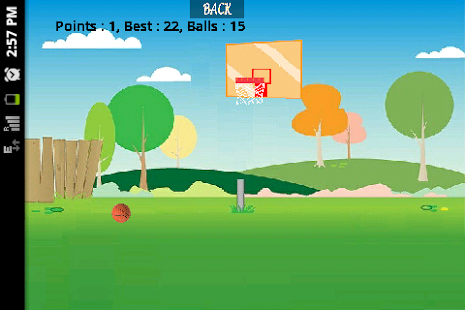 Basketball Hit 1