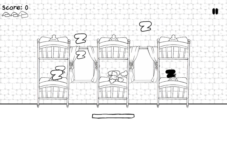 Zzz - Let me sleep - screenshot