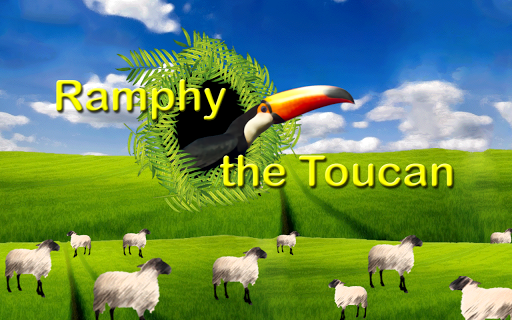 Ramphy the Toucan Flying game