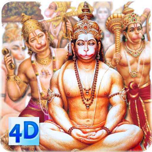 4d Hanuman Live Wallpaper 40 Apk Download Comjustharinaam