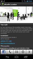 Screenshot of bestellbar