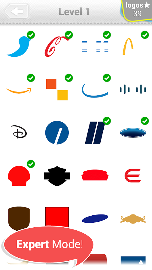 Logo Quiz - screenshot