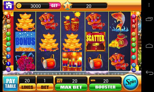 Lunar New Year Slots Machine