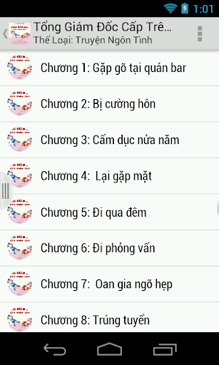Tong Giam Doc Cap Tren Out