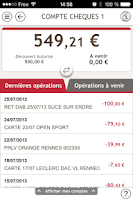 Screenshot of Crédit Mutuel Sud Ouest