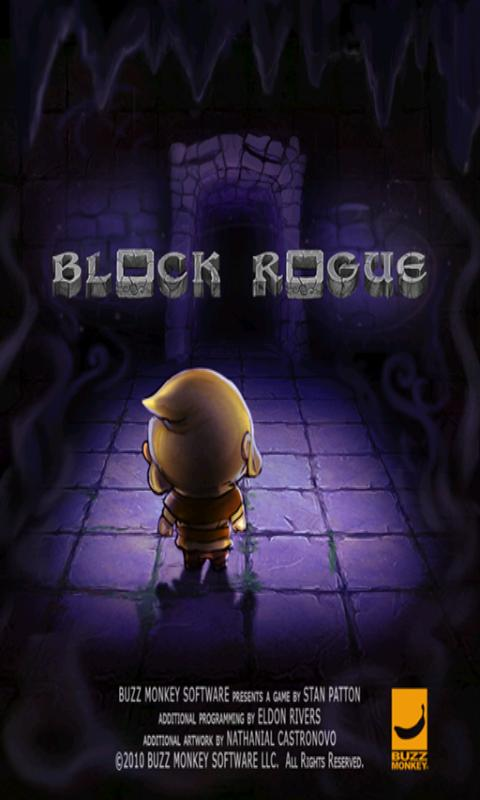 Block Rogue- screenshot