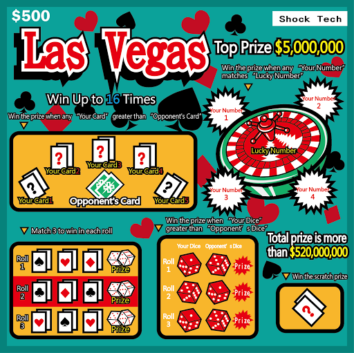 Las Vegas Scratch Ticket LV1 0.9.5 1