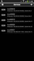 Screenshot of ABUS iDVR Plus
