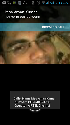 Indian Caller Info Who-Called - screenshot
