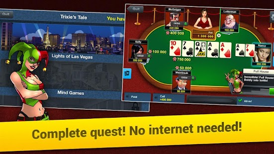 Poker Arena: texas holdem game- screenshot thumbnail