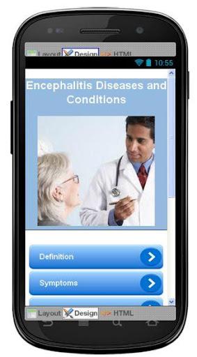 Encephalitis Information