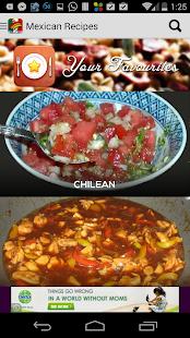 墨西哥食譜食譜
