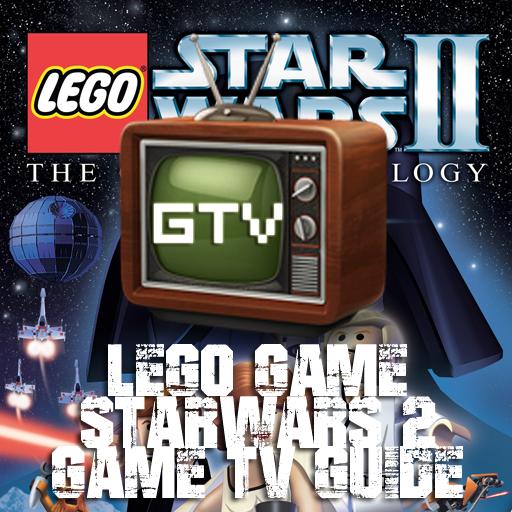 lego gameguide starwars2 movie