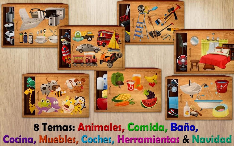384 puzzles para ni os aplicaciones en google play - Puzzles para ninos pequenos ...