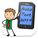 Best Autotext BB Mesenger 2014 icon
