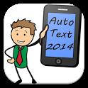 Best Autotext BB Mesenger 2014 icon