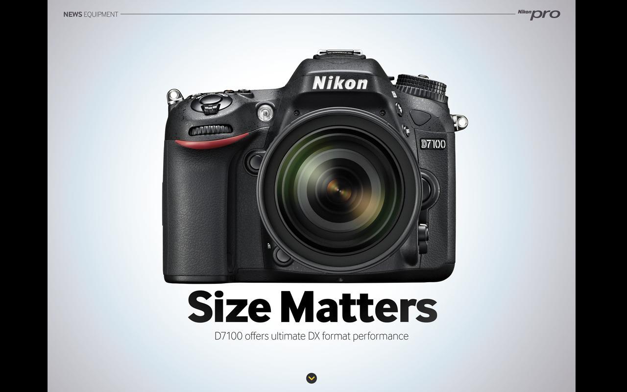 Nikon Pro - screenshot