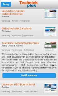 Techniekplek.nl - screenshot thumbnail