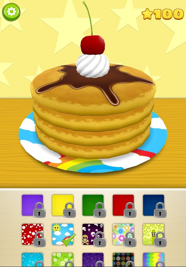 Cake Pancake Cooking- screenshot