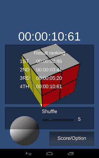 解謎必備免費app推薦|キューブパズル3D 2*2線上免付費app下載|3C達人阿輝的APP