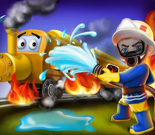 Fire Train! Babies Adventure 1.1 screenshots 6