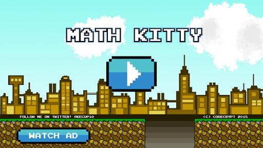 Math Kitty
