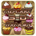 Next Launcher Cupcake Dreams icon