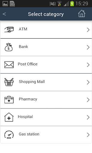 【免費旅遊App】附近商店食品加油站药房医院搜索-APP點子
