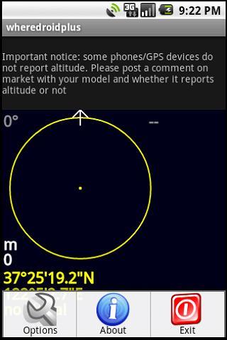 wheredroidplus- screenshot