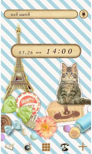 Girly Wallpaper French Tour 1.0 Windows u7528 1