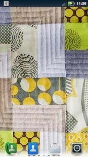 Patchwork Quilts Wallpaper - screenshot thumbnail
