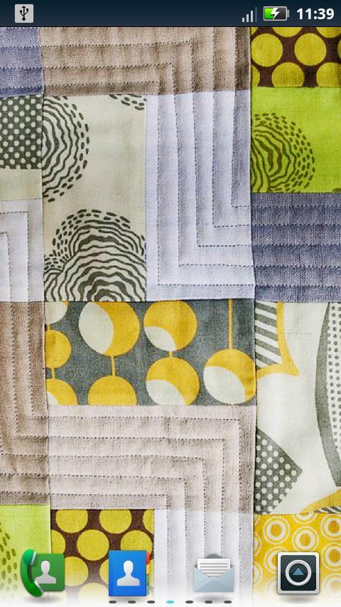 Patchwork Quilts Wallpaper - screenshot