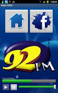 App da Rádio 92 Formosa