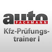KFZ-Prüfungstrainer Teil 1