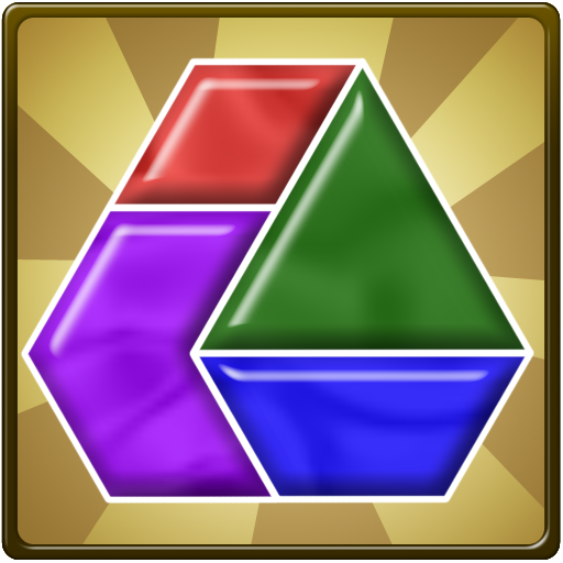 Puzzle Inlay Lost Shapes 解謎 App LOGO-APP開箱王