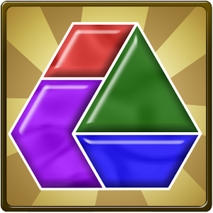 Puzzle Inlay Lost Shapes for PC and MAC