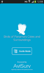 Birds of Panama's Cities - náhled