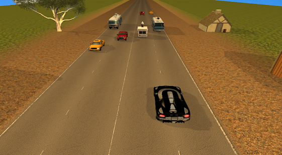 Traffic Racer 2 3D- screenshot thumbnail