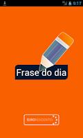 Screenshot of A Frase do Dia