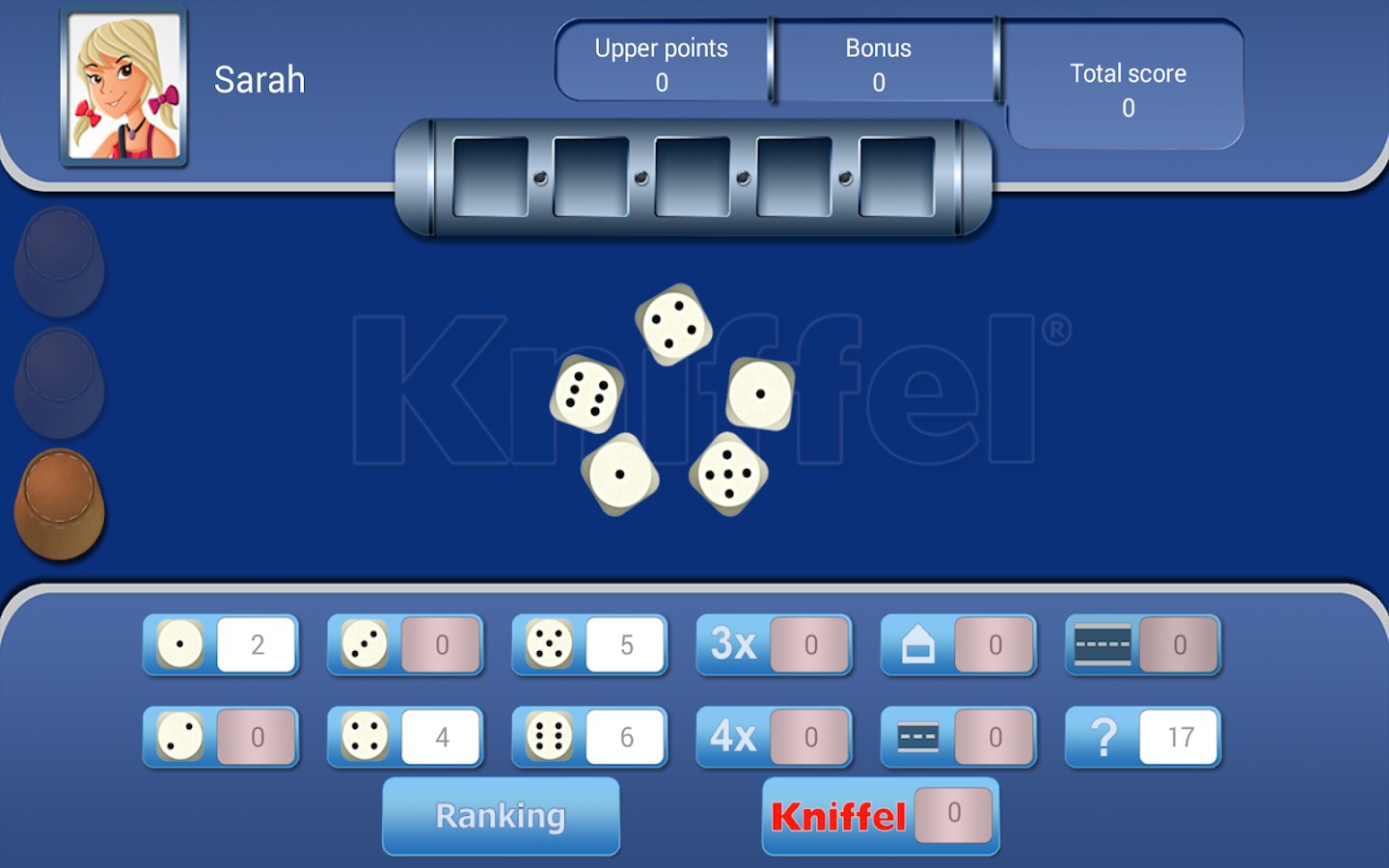 Kniffel FREE - screenshot