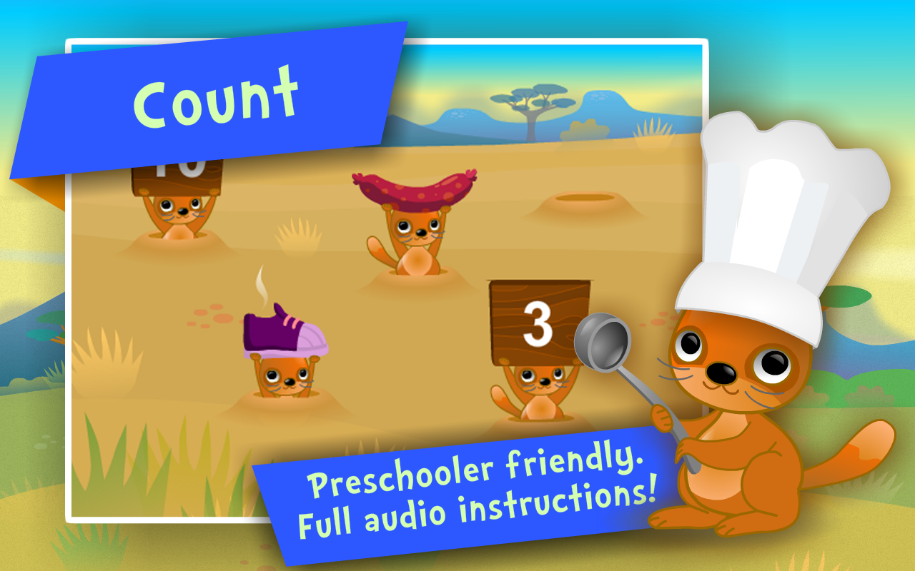 Numbers & Addition! Math games- screenshot