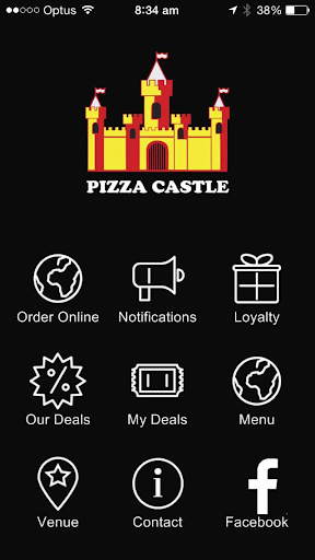 Pizza Castle