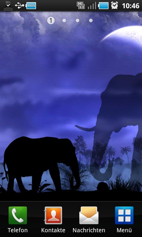 African Scene FULL- screenshot